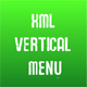 Animated Flash Xml Vertical Menu - ActiveDen Item for Sale