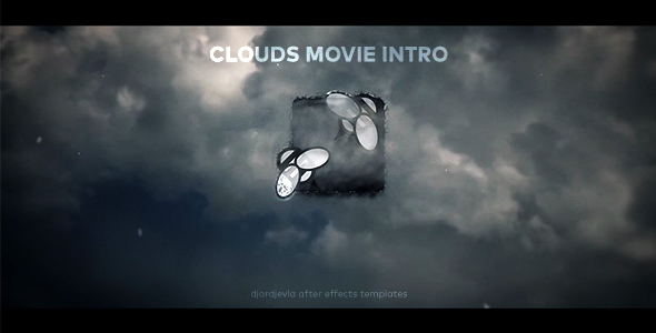 Clouds Movie Intro (Sky, Clouds) #Envato #Videohive – After