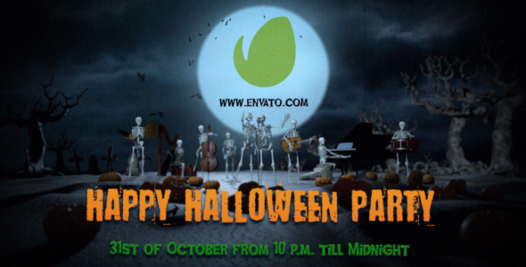Download Halloween Music Band nulled download