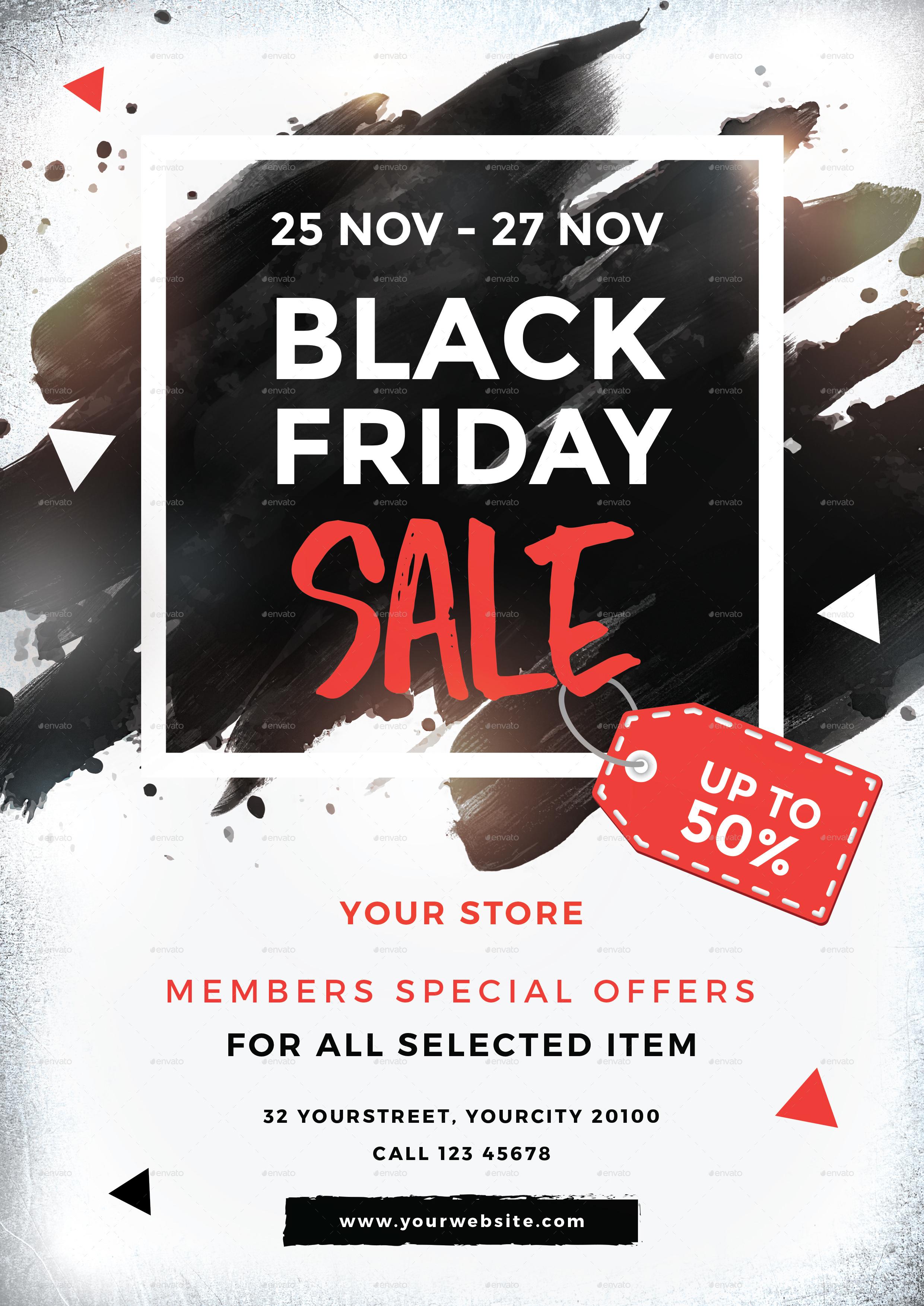 black friday flyer by infinite graphicriver preview images set black friday flyer vol 01 ig 01 jpg