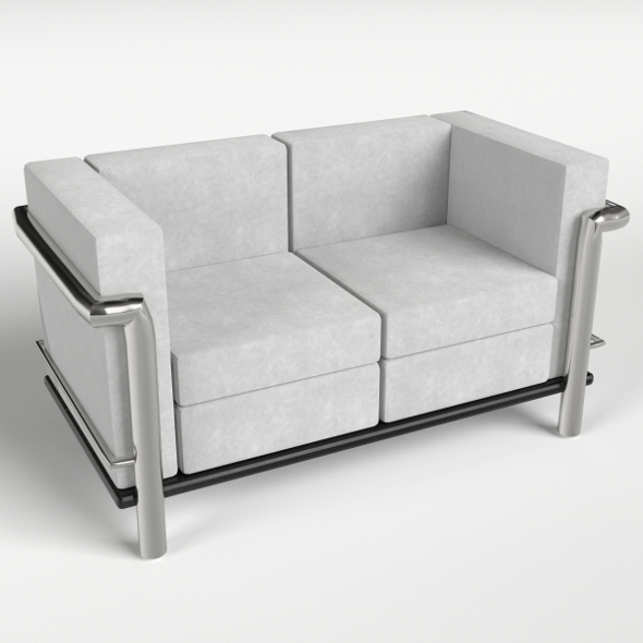 Couch Sofa 5 - 3DOcean Item for Sale