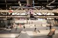 covered skate park