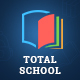 Total School - Primary  <hr/> Secondary &#038; High School Education WordPress Theme&#8221; height=&#8221;80&#8243; width=&#8221;80&#8243;> </a> </div> <div class=