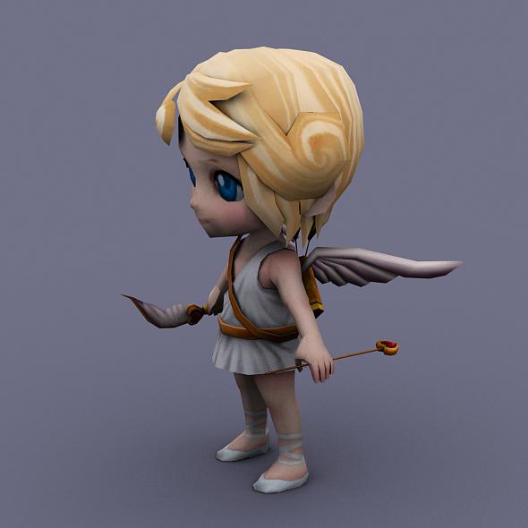 angel light - 3DOcean Item for Sale