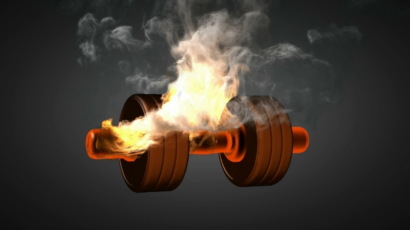 Download Burning Dumbbell nulled download