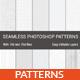 White Pattern Background Texture