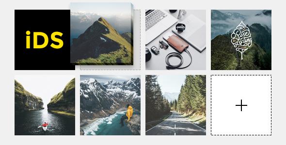iDsgn – Minimal Portfolio Template for Inventive Individuals (Portfolio)