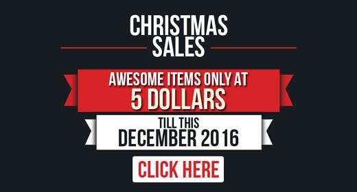 xmas sales 2016