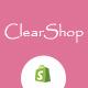 Clear Shop - Wonderful Responsive Shopify Theme