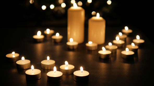 VideoHive Candles Lights 18577205