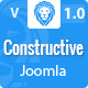 Constructive - Contractors Multipurpose Joomla Landing Page Theme