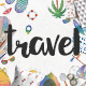 Watercolor Travel Pack