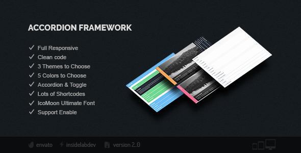 Accordion Framework