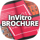 InVitro Company Brochure / Catalog Template