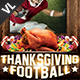 Thanksgiving Football V01