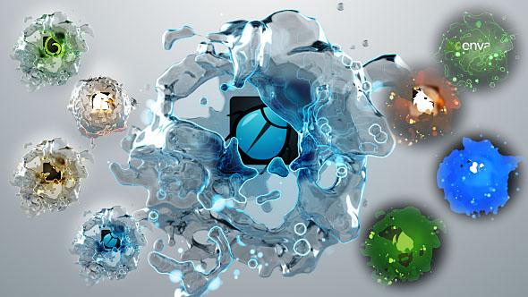Liquids Quick Logo Pack 3