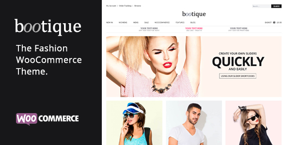 Download Bootique - The Fashion WooCommerce Theme nulled download