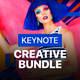 Creative Bundle Keynote Template 3 in 1