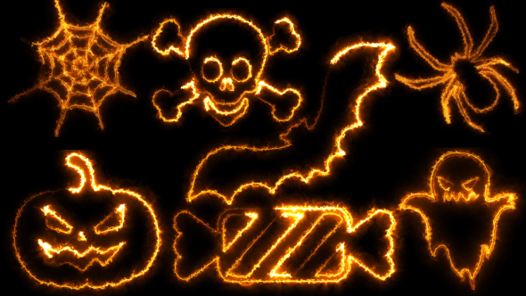 Download Halloween Elements Loops Pack nulled download