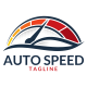 Speed Car - Auto Speed Logo