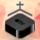 Apple TV Church App - ChurchYangu