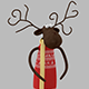 Christmas Deer Toy