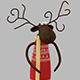 Christmas Deer Toy