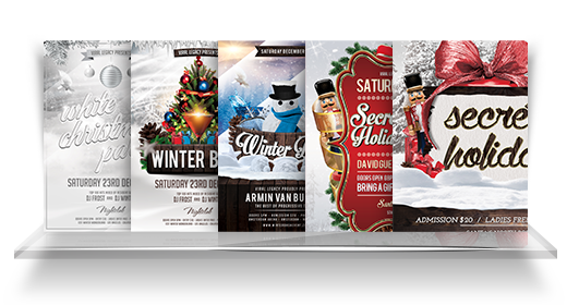 Christmas Flyer Collection