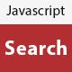 Javascript Auto Suggest Search
