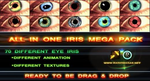 All In One Iris Mega Pack