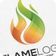 Flame / Fire - Logo Template