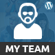 My Team - WordPress Team Layouts