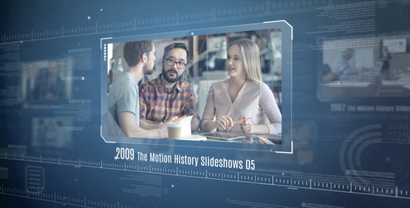 Download The Motion History Slideshows nulled download