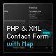 PHP XML Contact Form with Map - ActiveDen Item for Sale