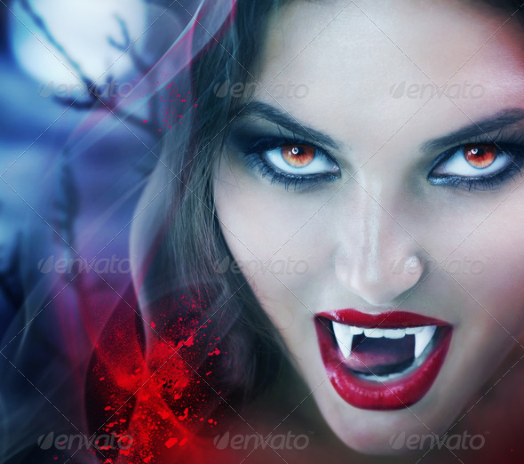 PhotoDune Vampire 1847006