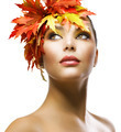 Autumn Beauty Makeup - PhotoDune Item for Sale