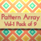 Pattern Array Vol-1
