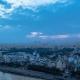 Dawn In Hochiminh City