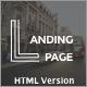 LandingPage - Landing Page HTML Template