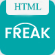 Freak - Boutique eCommerce HTML Template