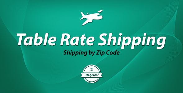 Table Price Shipping – Magento Shipping by Zip Code Extension – Kahanit (Magento Extensions)