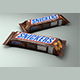 Snicker Bar 3D
