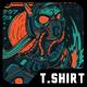 Stars Traveler T-Shirt Design