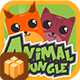 Animal Jungle - Addictive Game IOS XCODE Project