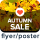 Autumn Sale Flyers and Posters