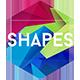 110 Polygonal Shape Backgrounds