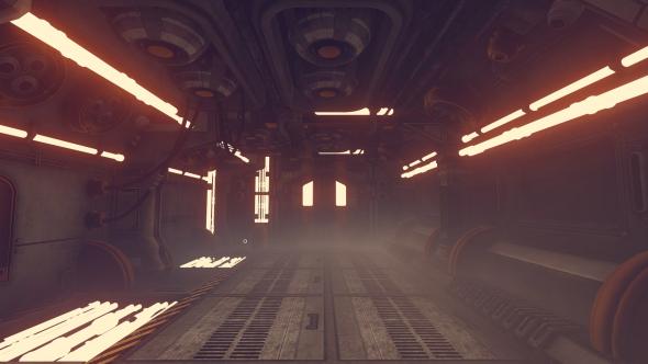 Download Sci-Fi Corridor nulled download