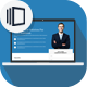 Cube Consulting - Instapage Landing Page Template
