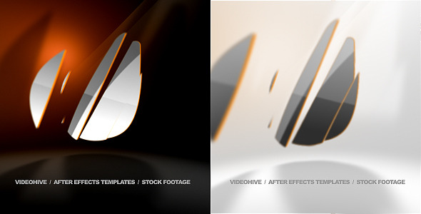 VideoHive Smooth logo reveal 1833810