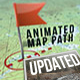 Download Animated Map Path from VideHive